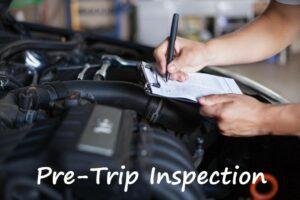 Pre-Trip Inspection